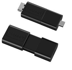 2 in 1 OTG USB Flash Drive for Smart Phone Tablet Computer T