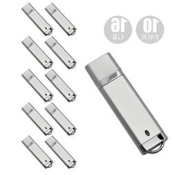 Kootion 10 Lots 16GB Flash Memory Stick USB Flash Drives Lig