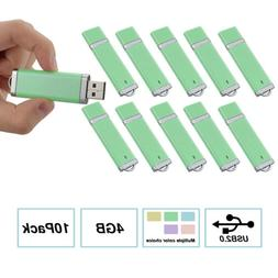 10 Pack 4GB Memory Stick USB2.0 Flash Drive Thumb Pen Drive
