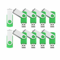 10x 8gb usb 2 0 flash drives