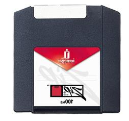 Iomega 11081 Zip 100 MB Disks
