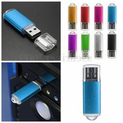 128MB USB 2.0 Flash Pen Drive Memory Stick Data Storage Thum