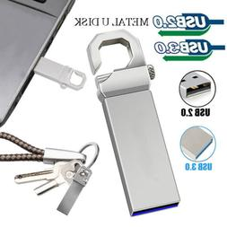 16GB 32GB 64GB USB 3.0 Flash Drive Memory Stick Thumb U Disk