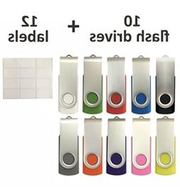 Enfain 16GB USB Flash Drive Memory Stick Thumb Drives