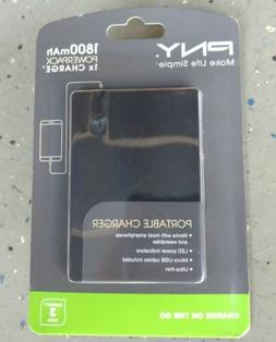 PNY 1800 mAH powerpack portable charger