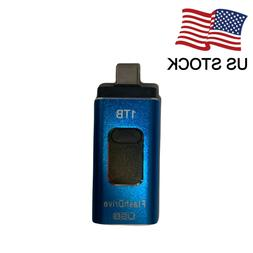 1TB iPhone External Flash Drive for Android iOS Device Memor