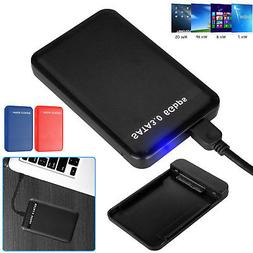 "2.5"" SATA USB 3.0 Hard Drive Disk HDD SSD Enclosure External"