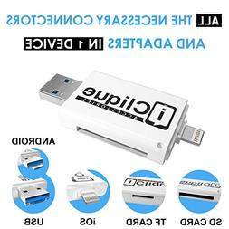 2017 Best Flash Drive for iPhone 64 GB USB 3.0 for iPad, iOS
