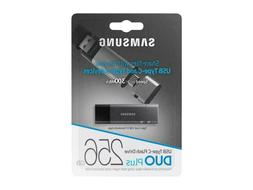 Samsung 256B DUO Plus USB 3.1 Flash Drive