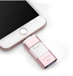 256gb pink flash drive usb memory stick