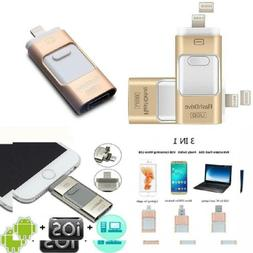 256GB USB Flash Drives, for iPhone  Lightning OTG Jump 256GB