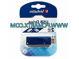 2GB Verbatim USB2.0 Flash Drive - Blue