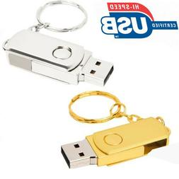 2TB Metal USB Flash Drive USB 3.0 Memory Stick Metal Key Pen