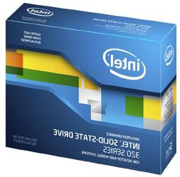 Intel 320 Series 80 GB SATA 3.0 Gb-s 2.5-Inch Solid-State Dr