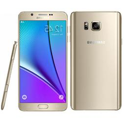 32GB Samsung Galaxy Note 5 N920V Unlocked Verizon Smartphone