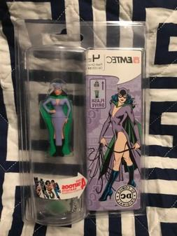 Emtec 4GB DC Comics Cat Woman USB Flash Drive With Strap New