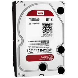 2Tb 5400Rpm 64Mb Sata 6 Gb/S Wd Red