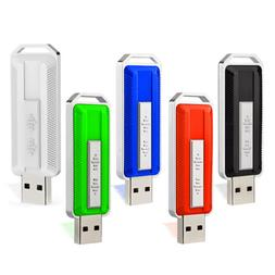 4 Pack USB 3.0 Flash Drive Anti-skid Thumb Pen Drives Memory