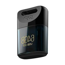64GB Silicon Power Jewel J06 Compact USB3.0 Flash Drive Deep
