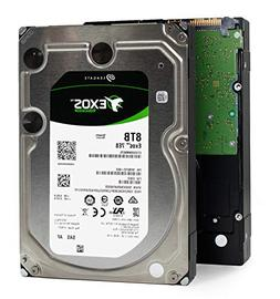 "Seagate 8TB Enterprise Capacity 7200 rpm SAS 3.5"" Internal H"