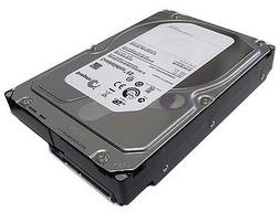 "Seagate 2TB 7200RPM 64MB Cache SATA2 3.5"" Hard Drive for PC,"