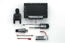 Kyosho 82724BC-B ONBOARD MONITOR FPV Fly or Drive w/ LiPo &