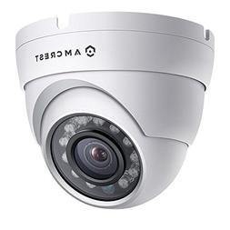 Amcrest ProHD Outdoor 1080P POE Dome IP Security Camera - IP