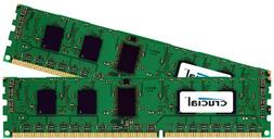 Crucial 4GB Kit  DDR3-1600 MT/s  Non-ECC UDIMM 240-Pin Deskt