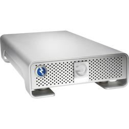 G-Technology 4TB G-DRIVE with Thunderbolt and USB 3.0 Deskto