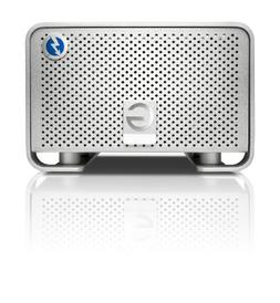 G-Technology G-RAID with Thunderbolt Professional Dual Drive