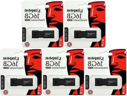 Kingston Digital 16GB 100 G3 USB 3.0 DataTraveler