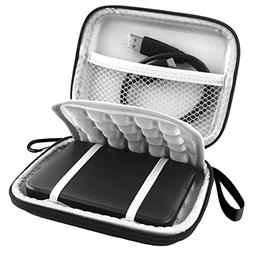 Lacdo EVA Shockproof Carrying Case for Western Digital My Pa