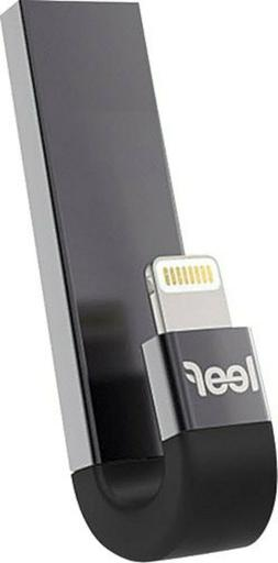 Leef - Ibridge 32gb Usb 3.0, Apple Lightning Flash Drive - B