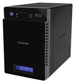NEW NETGEAR ReadyNAS 214 4-Bay Network Attached Storage NAS