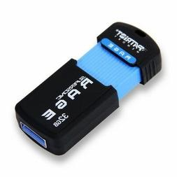 Patriot 32GB Supersonic Rage Series USB 3.0 Flash Drive With