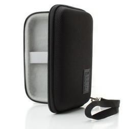 USA Gear Hard Shell Carrying Case for Western Digital / WD M