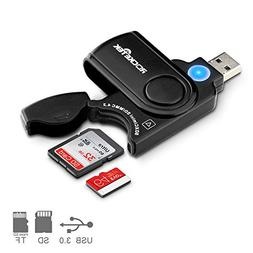 Rocketek RT-CR3A 11 In 1 USB 3.0 Memory Card Reader/Writer w