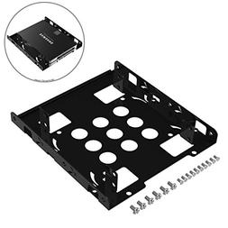 Sabrent 2.5 Inch to 3.5 Inch Internal Hard Disk Drive Mounti