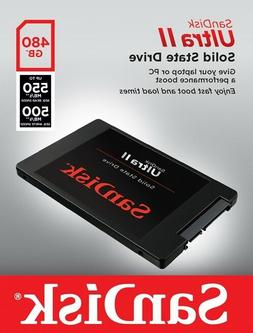 SanDisk Ultra II 480GB Solid State Drive