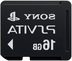 Sony Playstation Vita 16 GB Memory Card