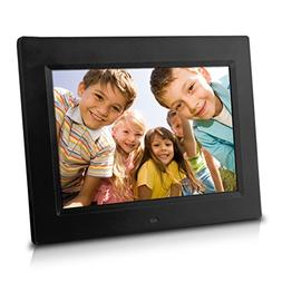 Sungale CD802 8-Inch Digital Photo Frame, multimedia player,