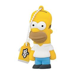 Tribe FD003401 The Simpsons Springfield Pendrive Figure 8 GB