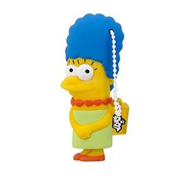 Tribe FD003403 The Simpsons Springfield Pendrive Figure 8 GB