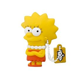 Tribe FD003404 The Simpsons Springfield Pendrive Figure 8 GB