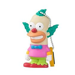 Tribe FD003410 The Simpsons Springfield Pendrive Figure 8 GB