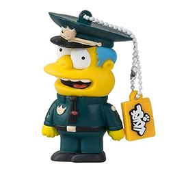 Tribe FD003413 The Simpsons Springfield Pendrive Figure 8 GB