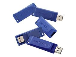 Verbatim 8GB USB 2.0 Flash Drive - Cap-Less & Universally Co