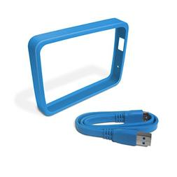 WD Grip Pack for My Passport Ultra 2TB with USB 3.0 Cable, S