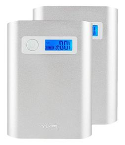 PNY AD10400 10400mAh 1/1/2.4 Amp 3 Port PowerPack for Smartp