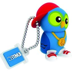Emtec Animalitos 2.0 USB Flash Drive  - Data Storage